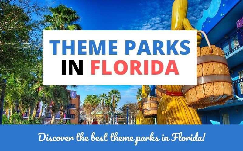 theme parks in florida