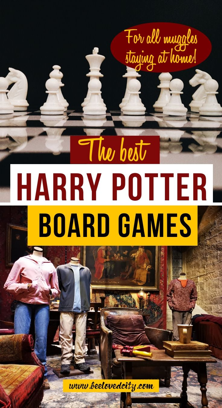 best harry potter board games