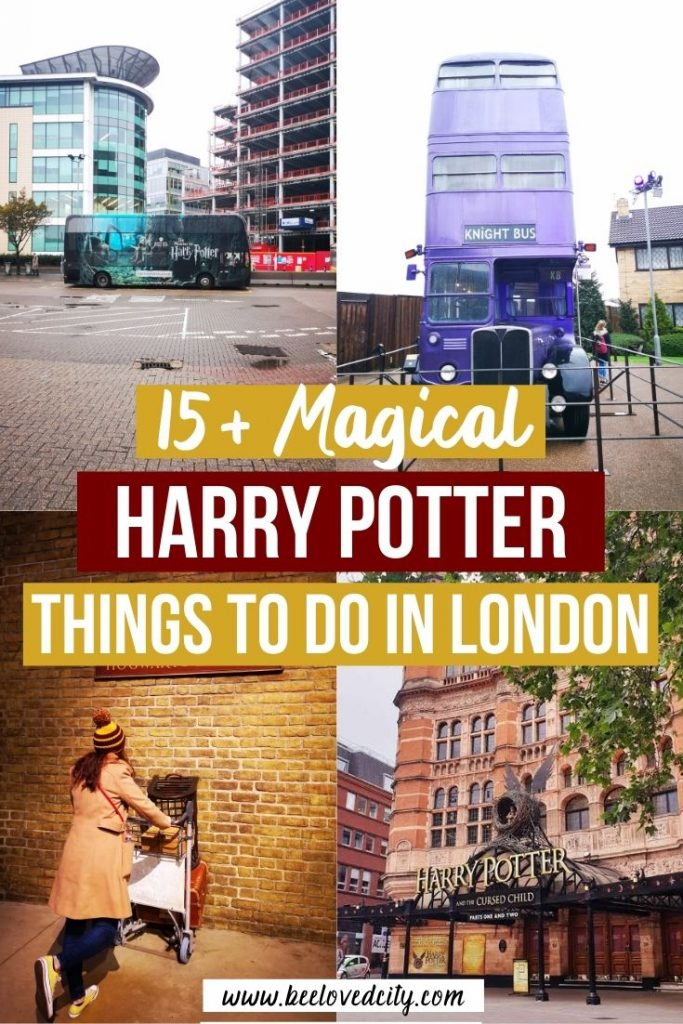 Best Harry Potter things to do in London