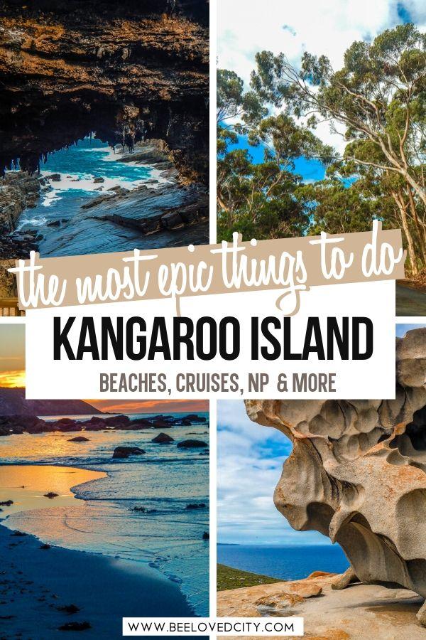 kangaroo Island things to do