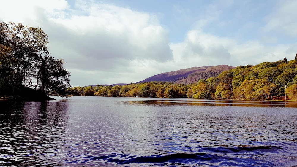 loch lomond cruise scotland
