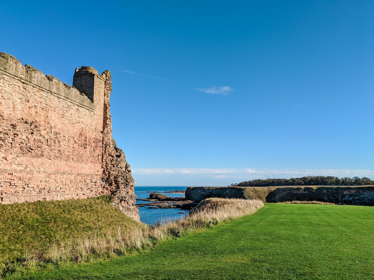 north berwick castle scotland