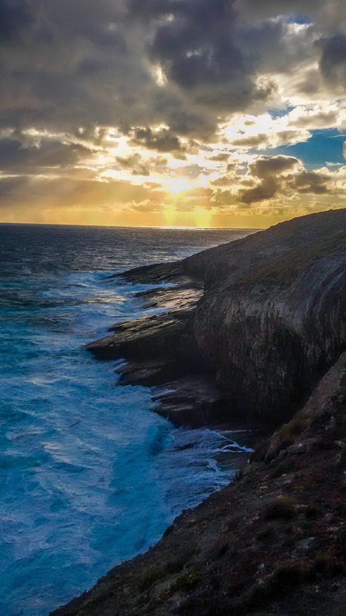 admiral arch kangaroo island