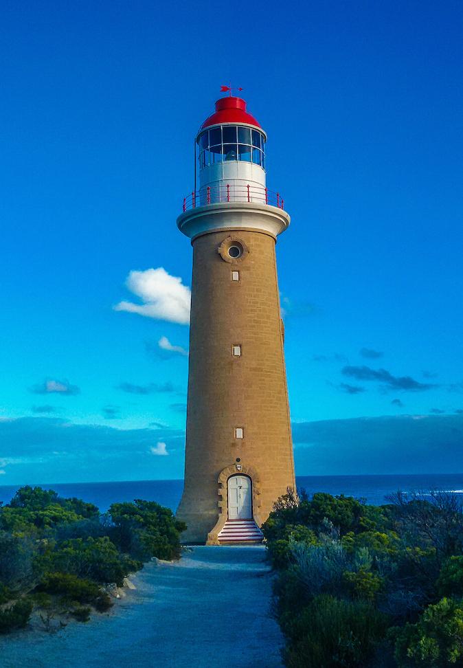 flinders chase lighthouse KI