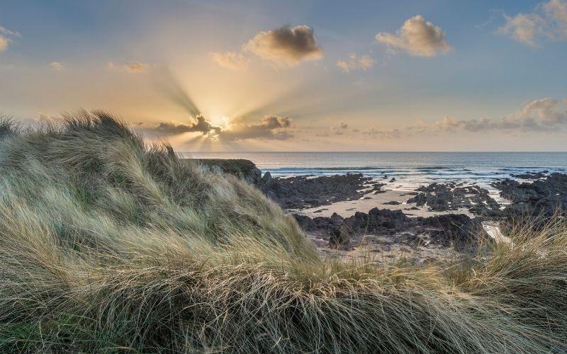 freshwater beach wales