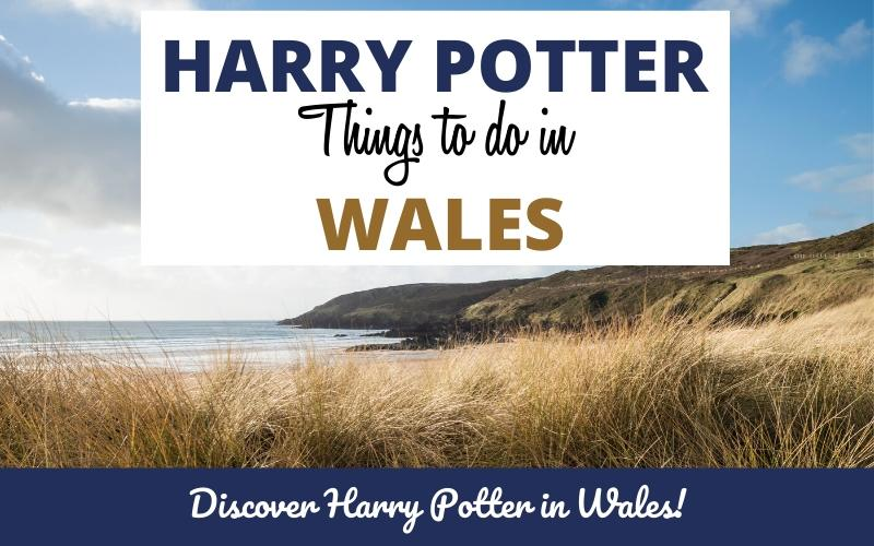 harry potter in wales