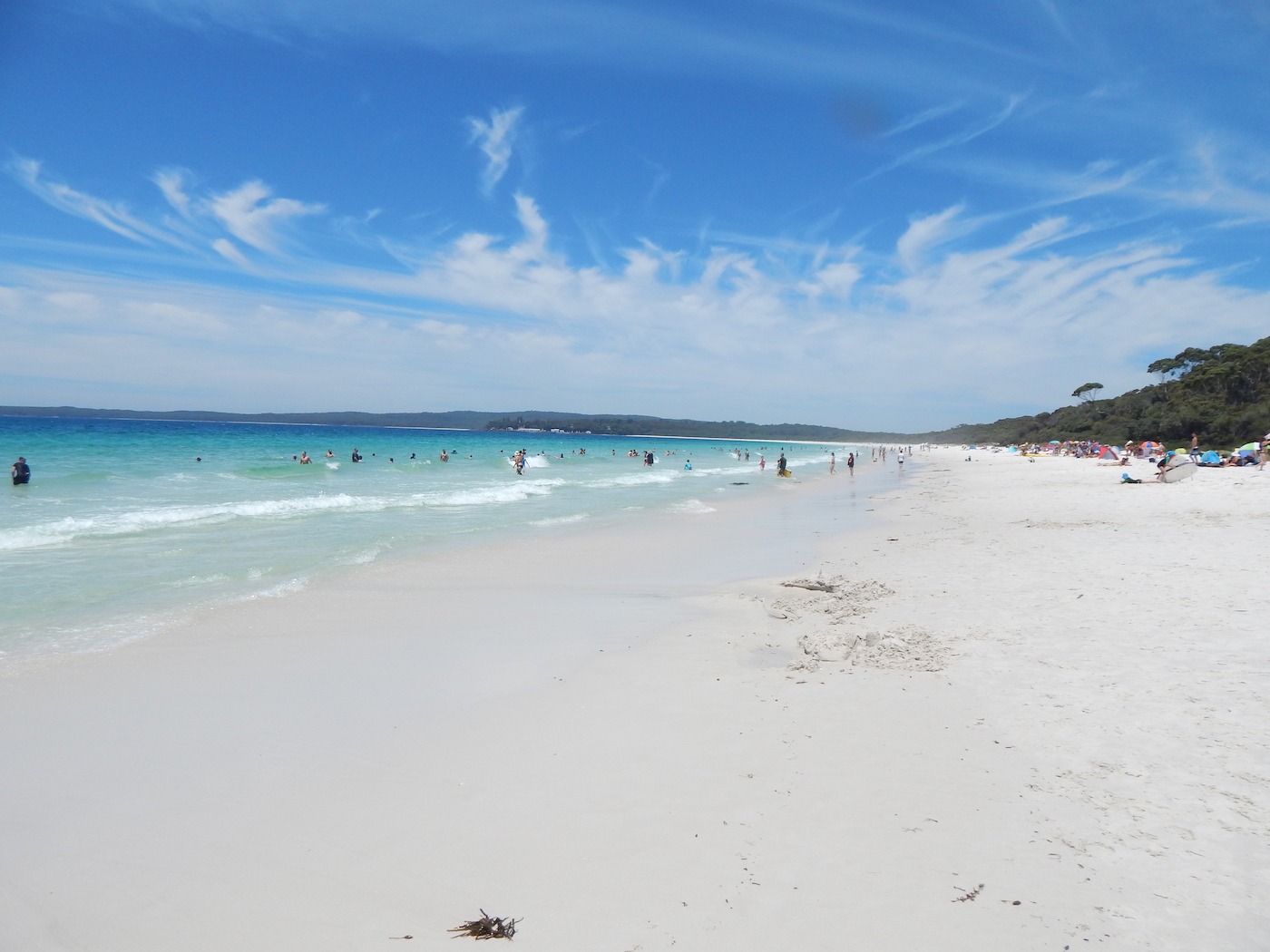 hyams beach whitest beach australia