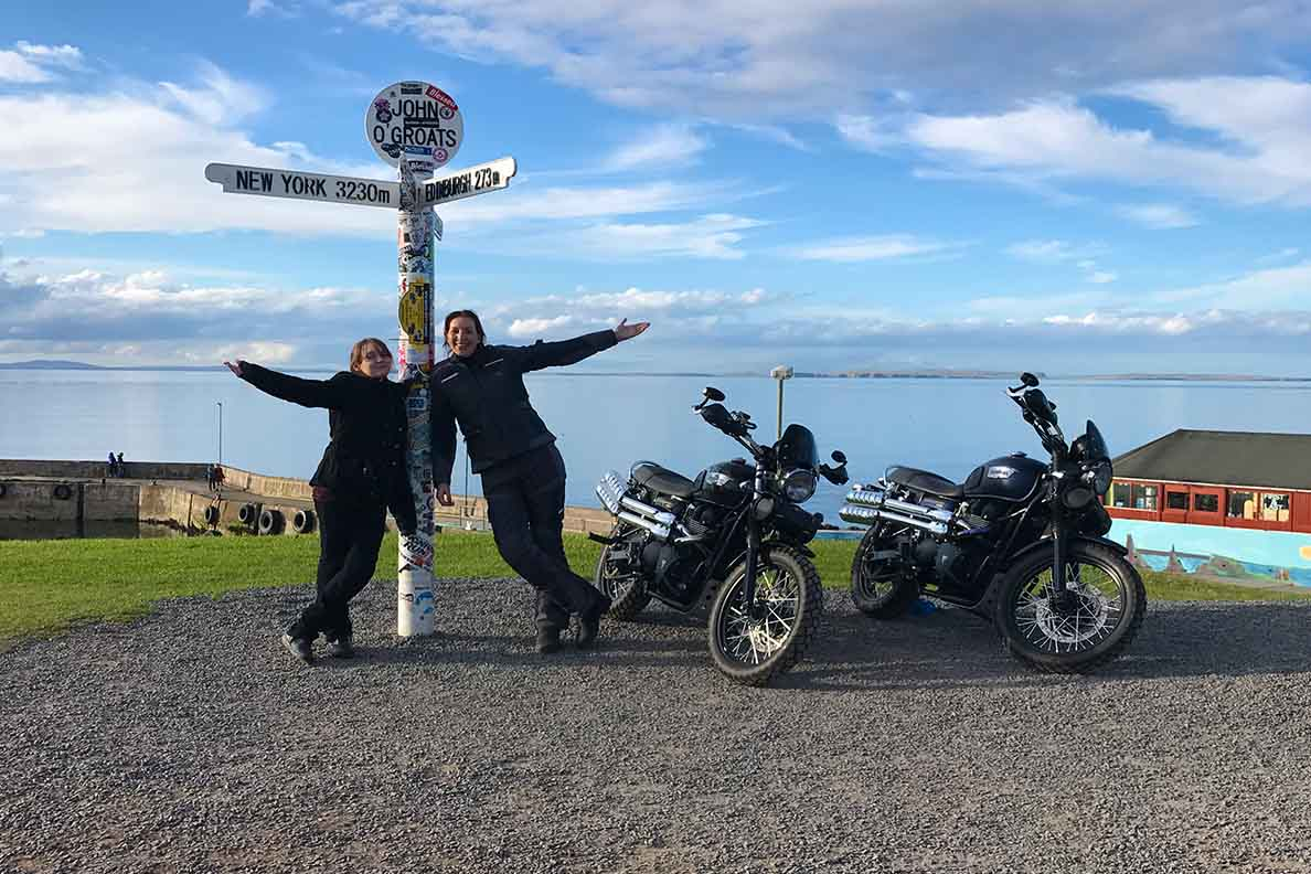 john o groats scotland outdoors