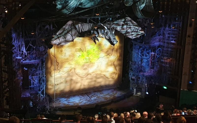 wicked best musicals london