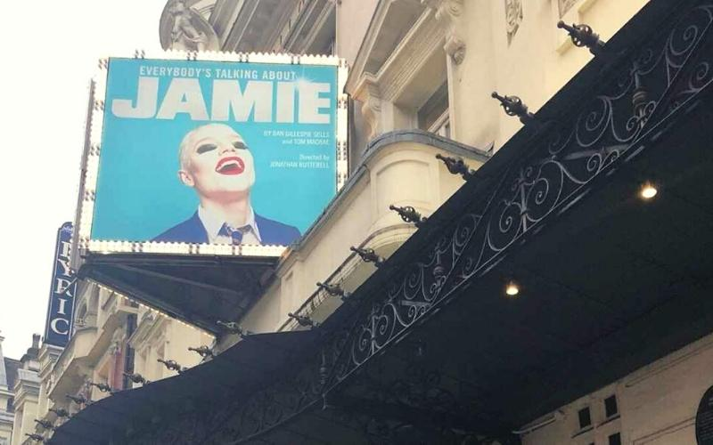 everybody's talking about jamie best musicals london