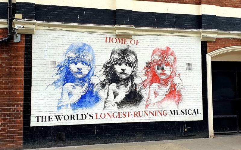 les miserables best musicals london