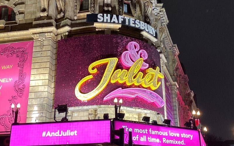 & juliet best musicals london