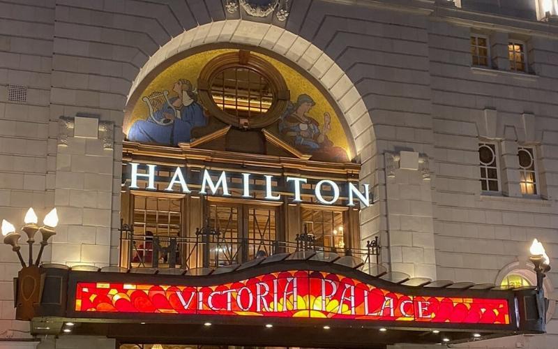 hamilton best musicals london