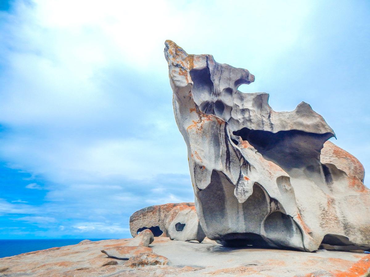 remarkable rocks KI
