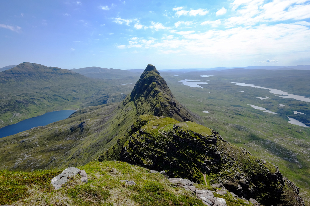 mount suilven scotland