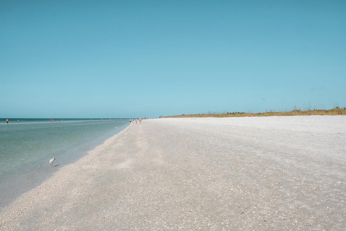 beaches in florida cape san blass