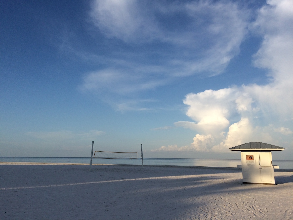 fort myers beach in florida