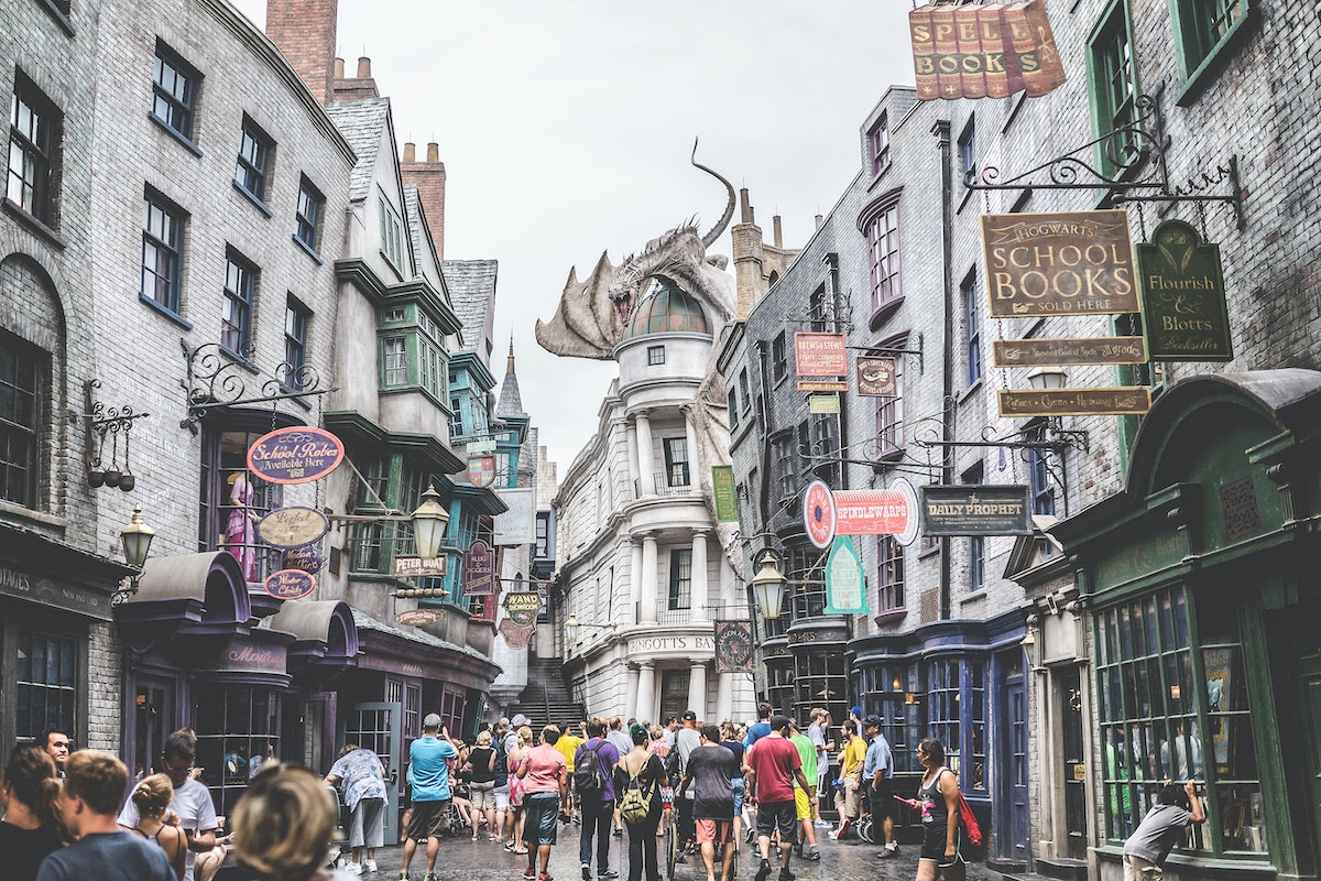 harry potter florida