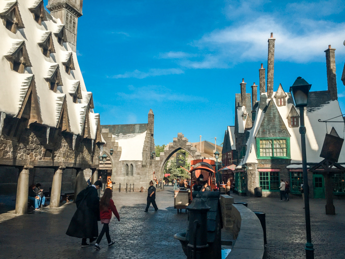 harry potter in california los angeles