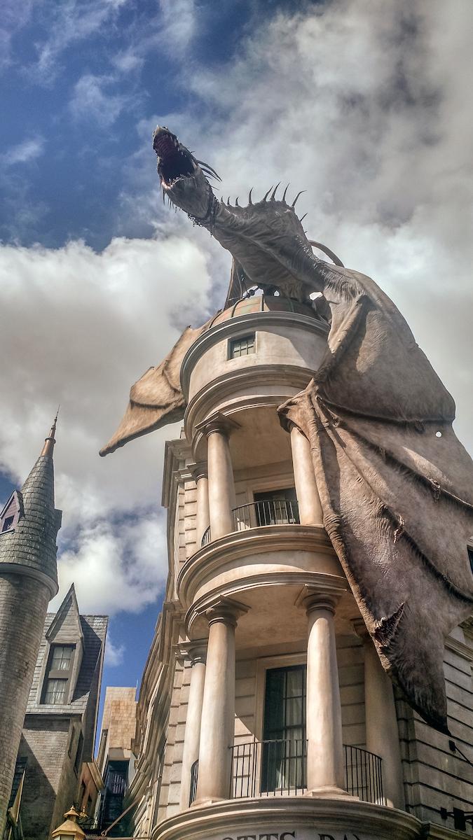 harry potter in Orlando florida