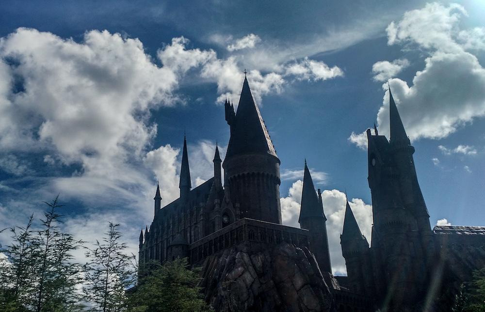 orlando florida hogwarts castle