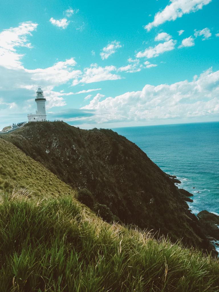 cape byron lighthouse in byron bay nsw