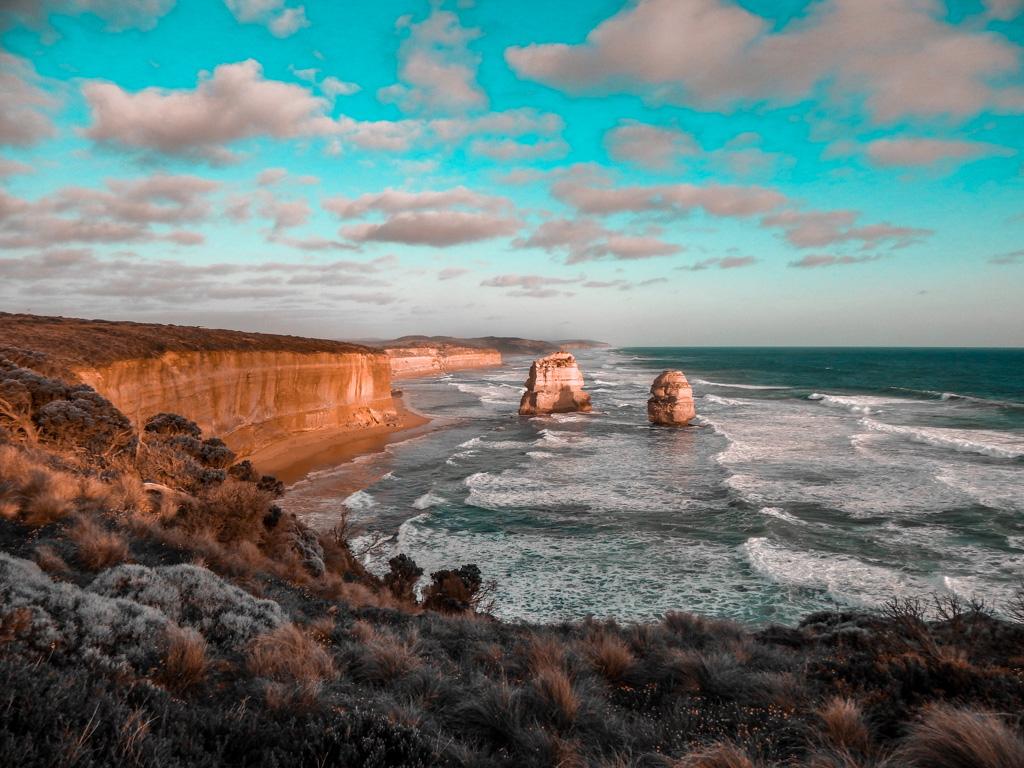 12 apostles australia melbourne