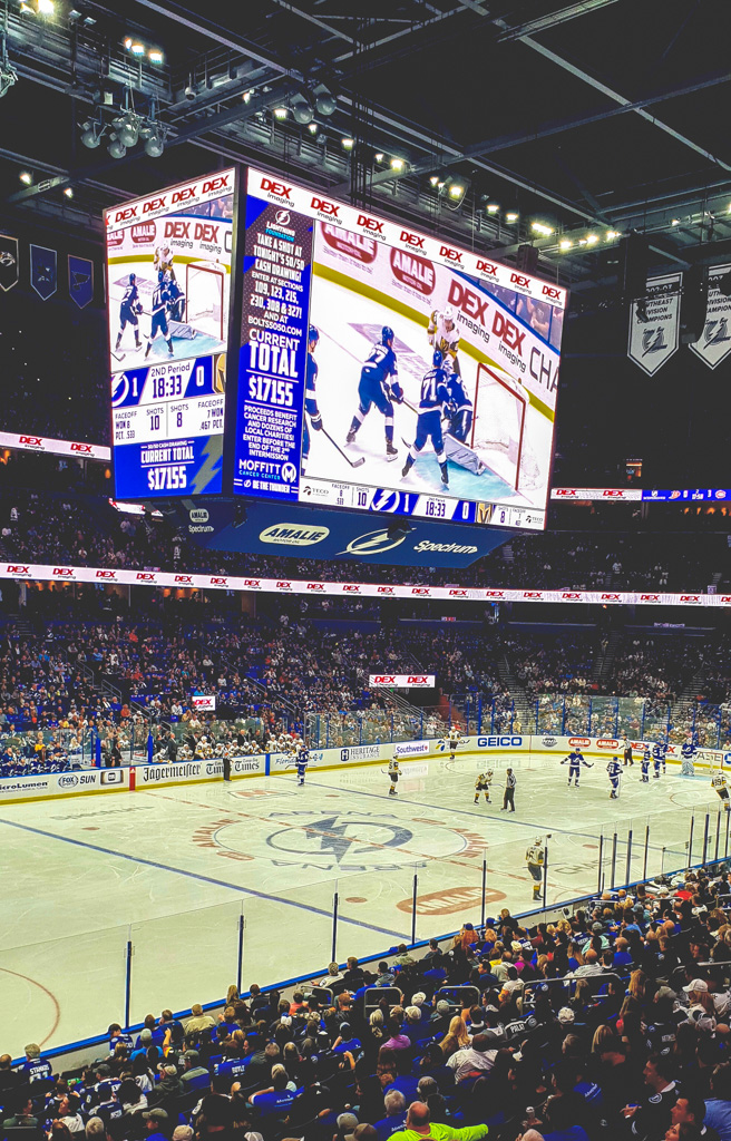 ice hockey tampa lightning