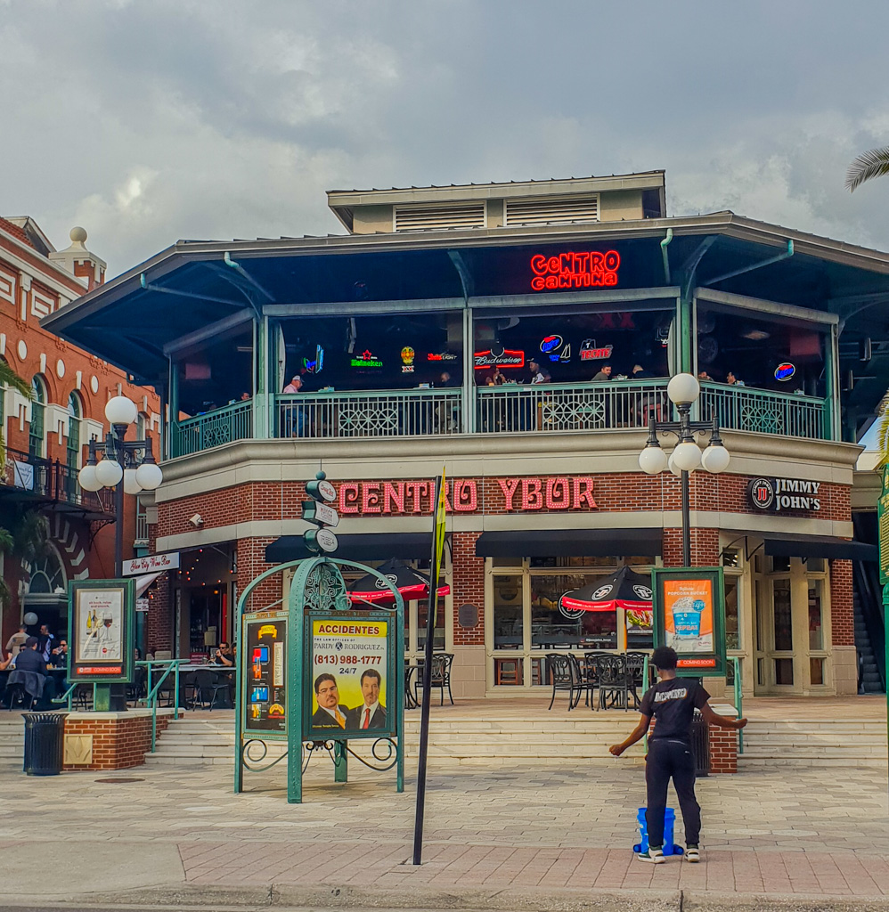 tampa ybor city things to do