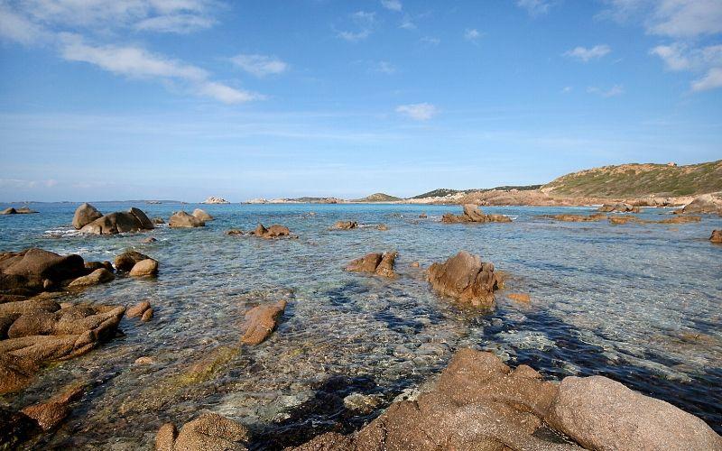 beach maddalena bassa trinita