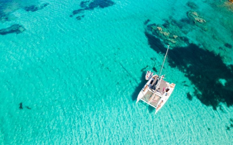 maddalena island Razzoli