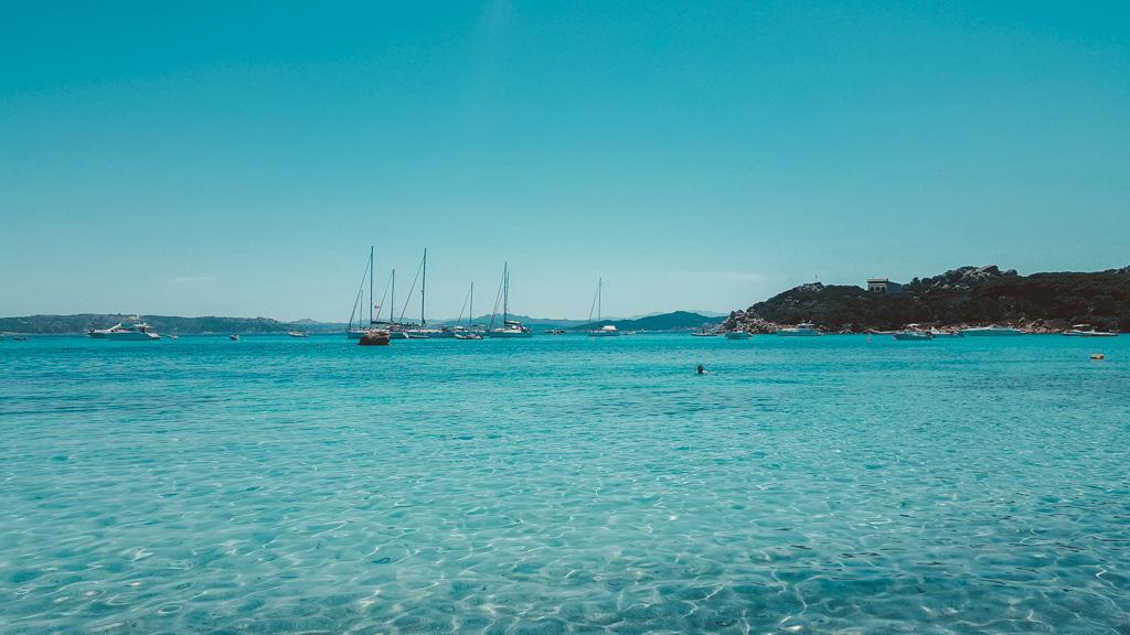 santa maria beach maddalena