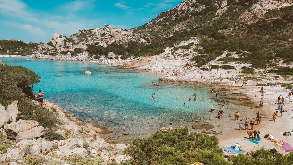 maddalena beaches spargi