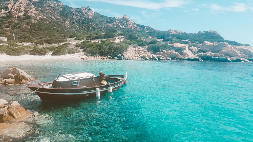spargi island sardinia beaches