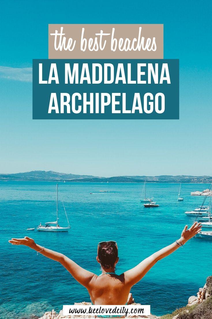 best beaches in maddalena