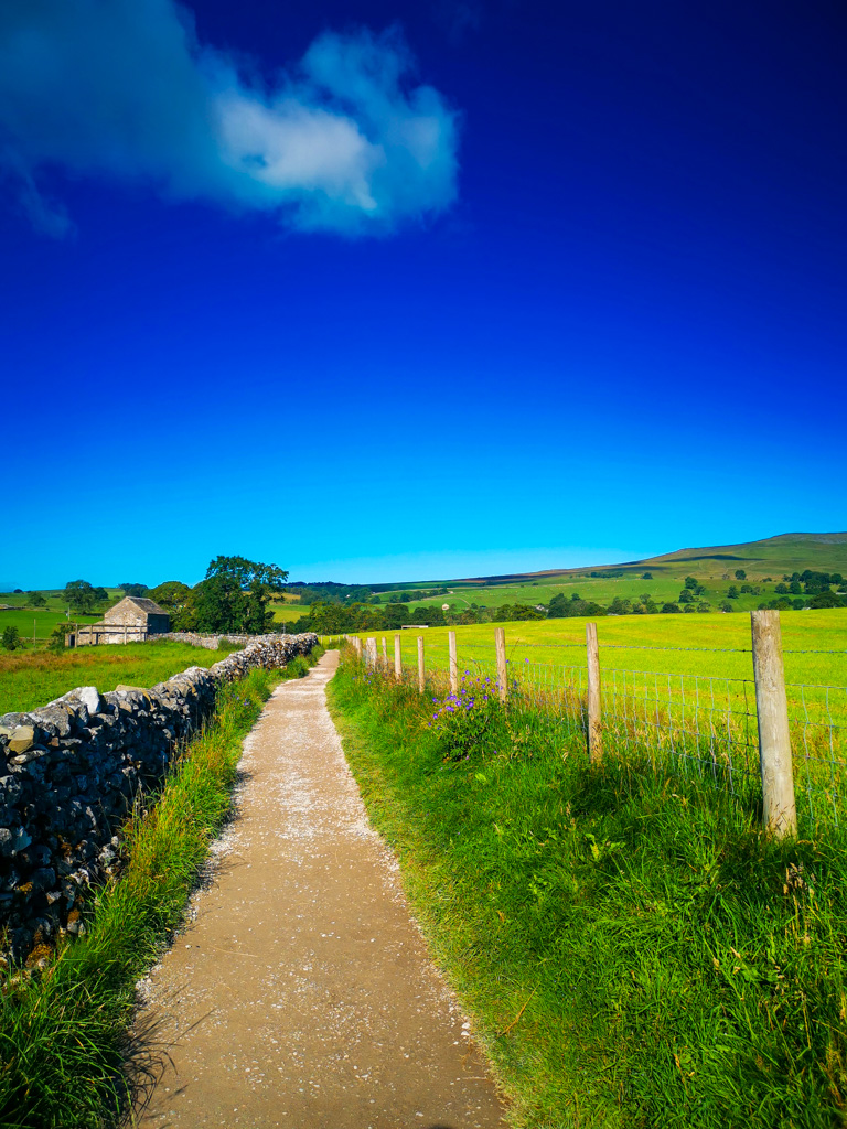walks in the yorkshire dales
