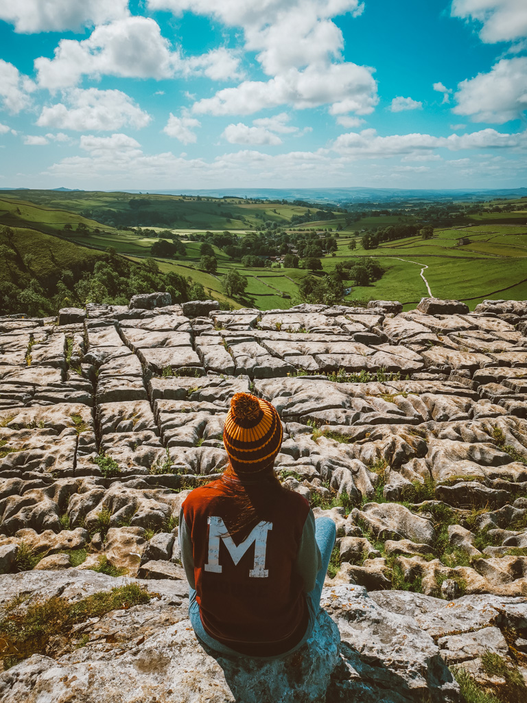 harry potter location malham cove