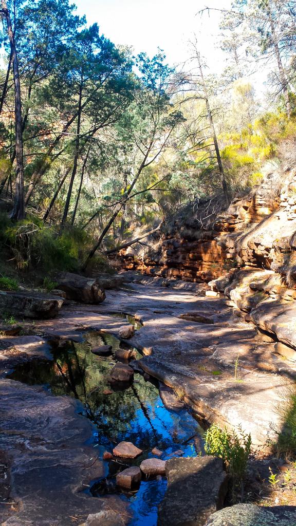 mount remarkable south australia road trip