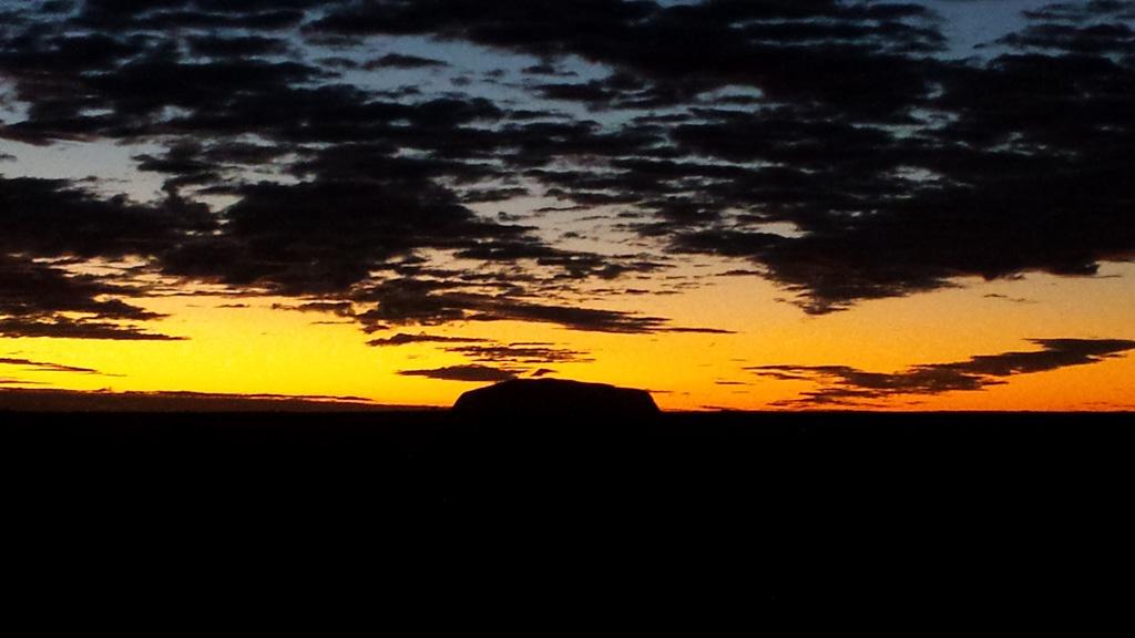 Sunrise Uluru