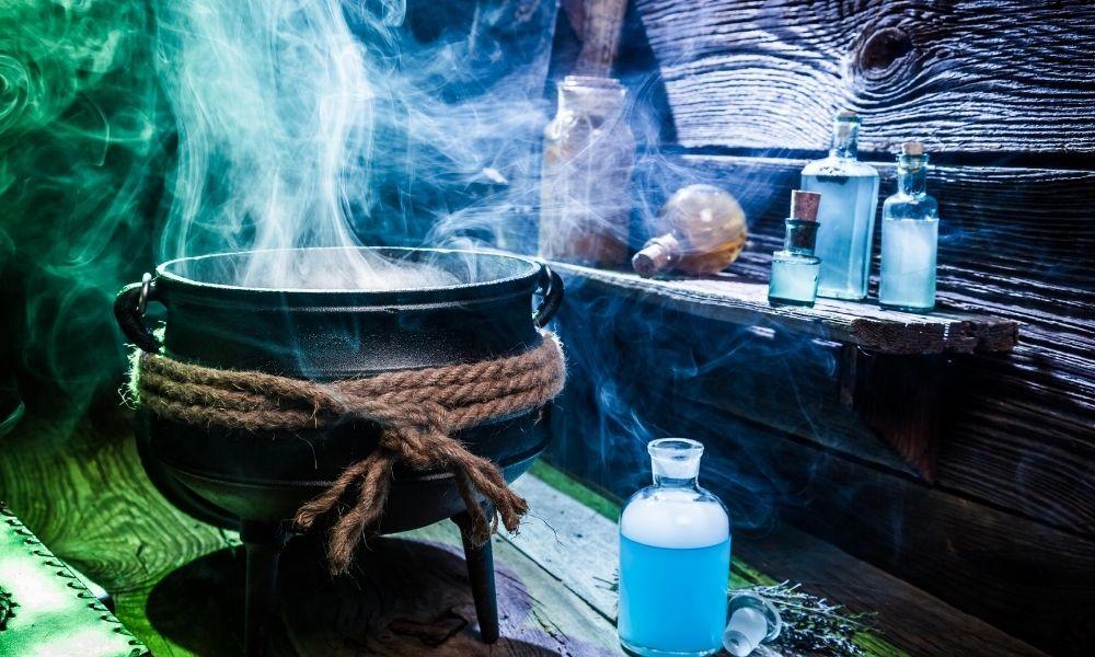 harry potter cauldron NYC