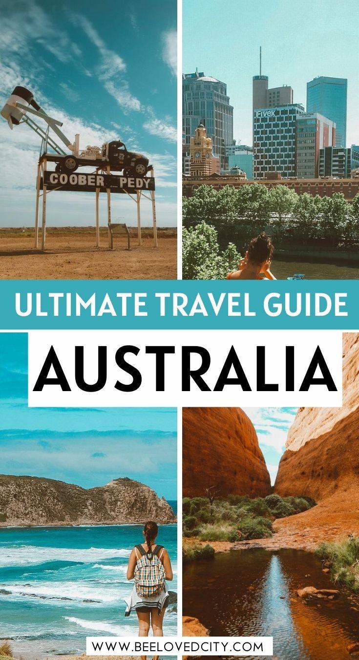 best travel guide australia