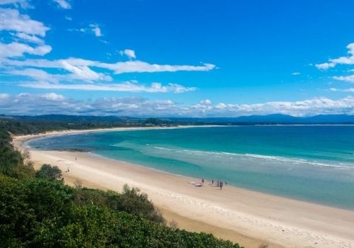 australia travel guide byron bay