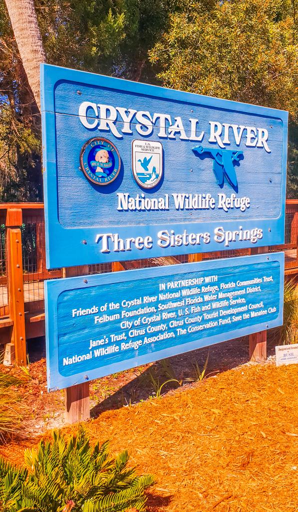 crystal river florida