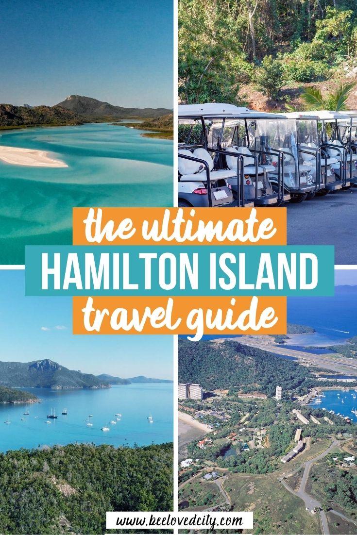 hamilton island ultimate travel guide