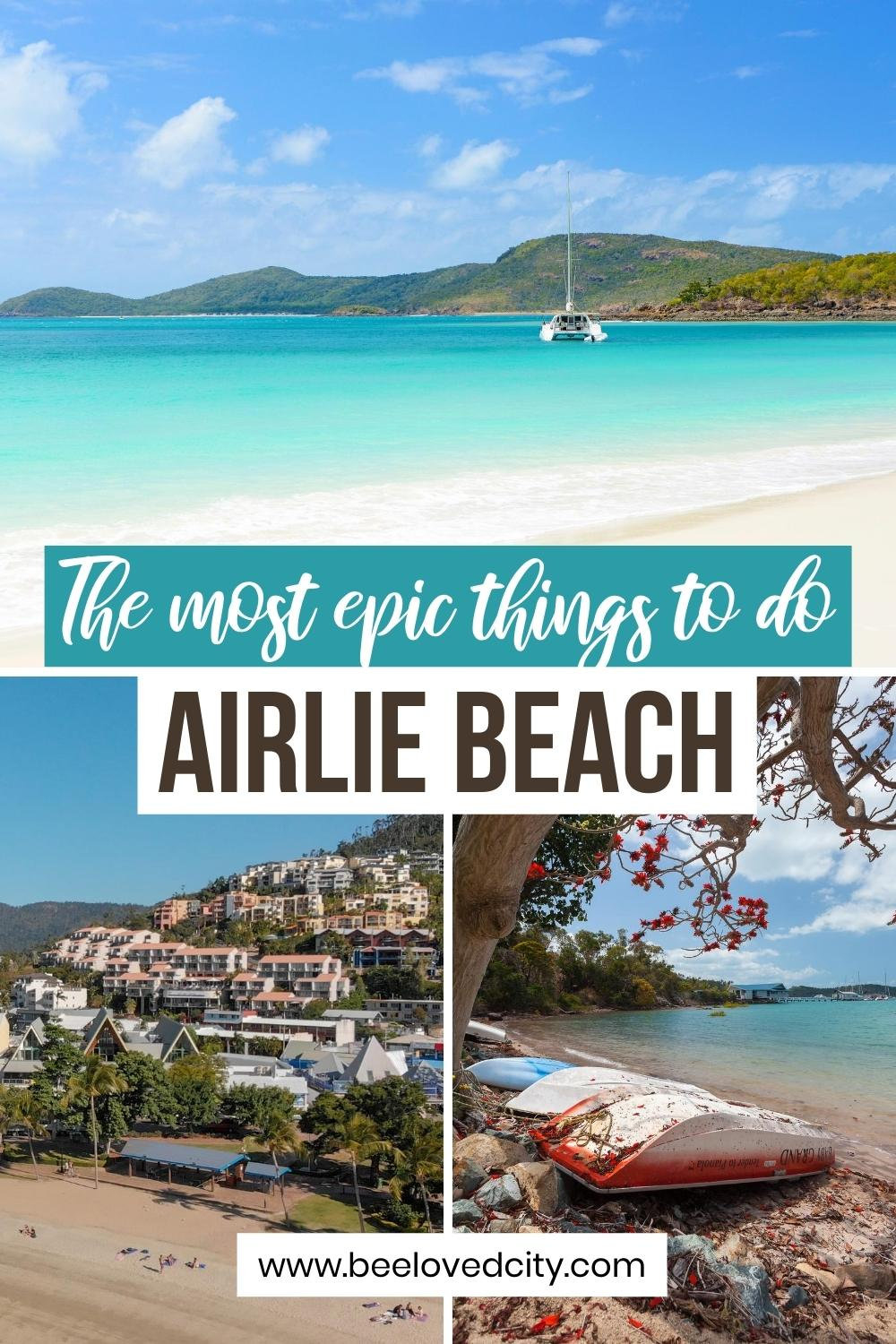 things to do airlie beach queensland