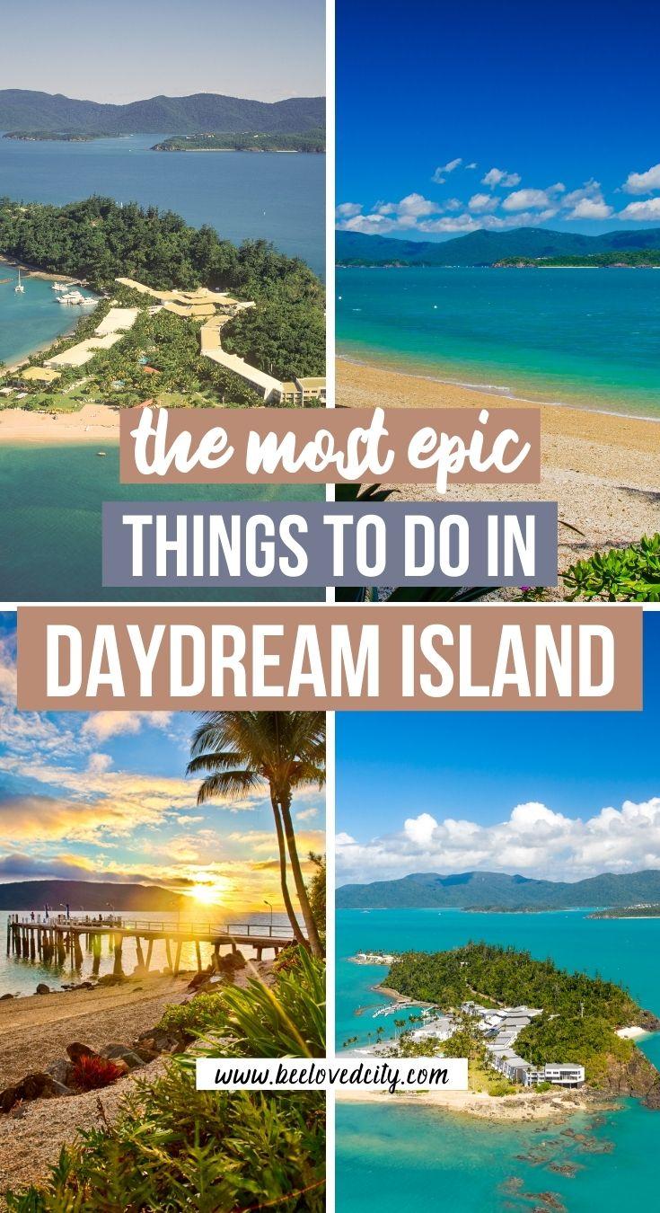 Best things to do daydream island australia