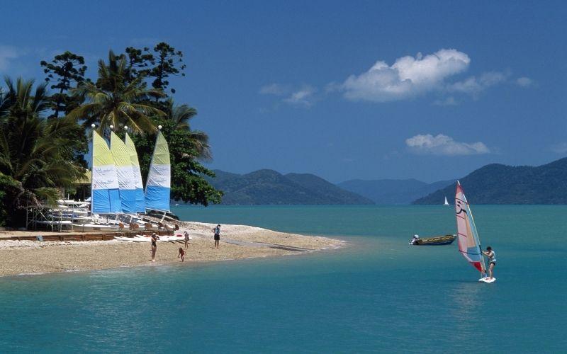 activities daydream island