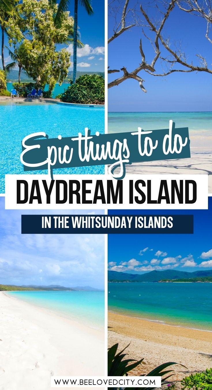 things to do daydream island australia