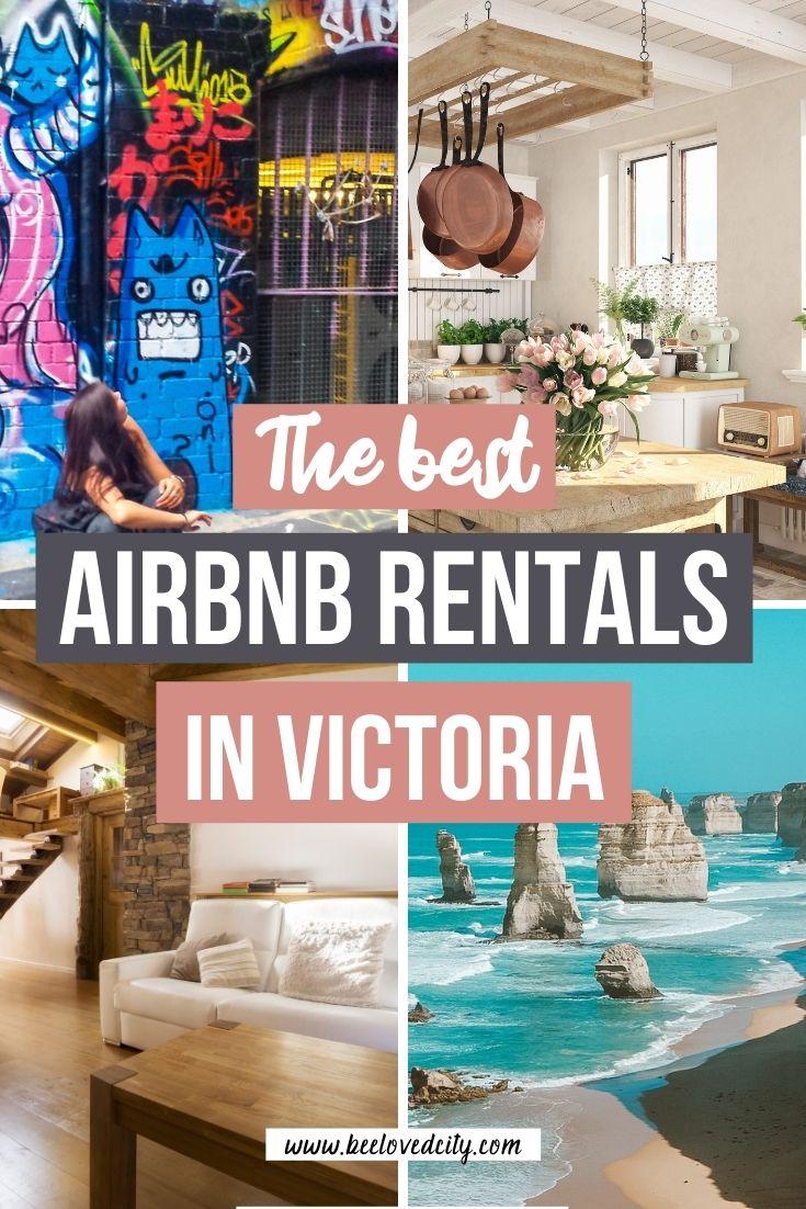 Best Airbnb rentals in Victoria Australia