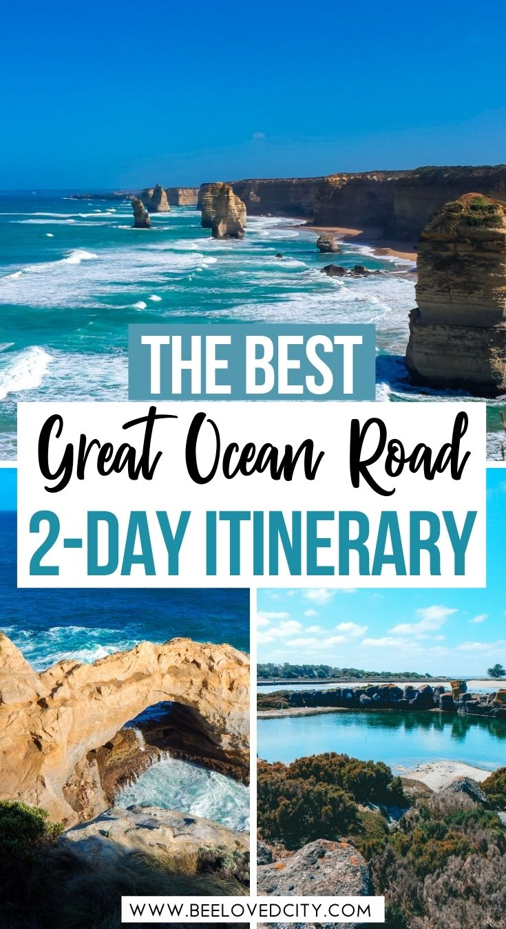 Perfect Great Ocean Road itinerary 2 days